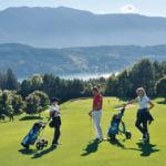 golf millstatt golfcourse golfanlage golfbaan